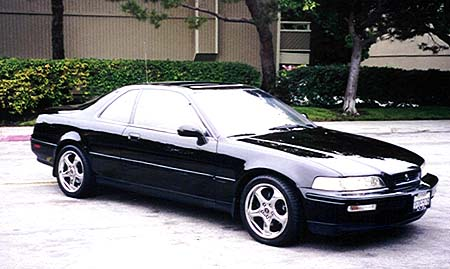 The Owners Corner - 1993 acura legend for sale
